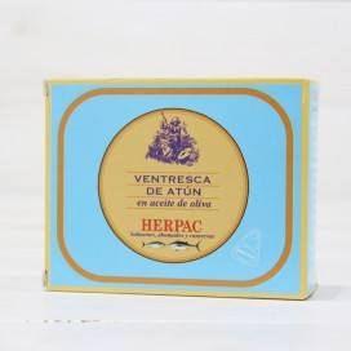 Ventresca de Atún en Aceite de Oliva 320 grs