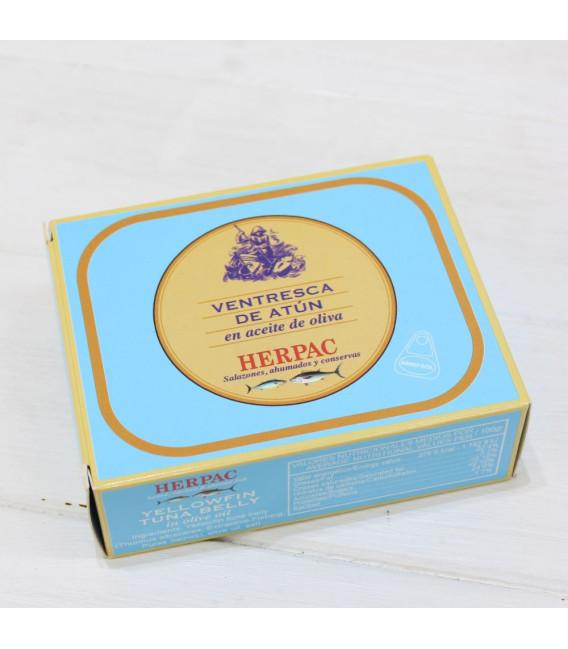 Thunfisch bauch in Olivenöl 320 g