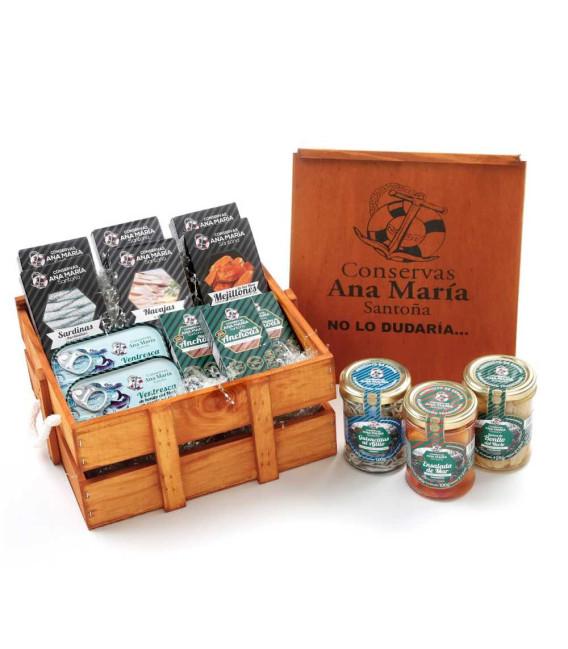 Koffer Konserven Ana Maria