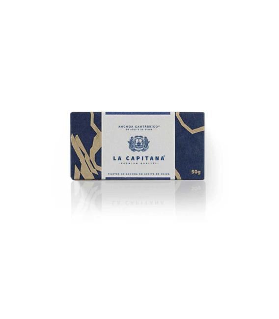 Sardellen Premium Nummerierte Serie 50 grs, Pontus