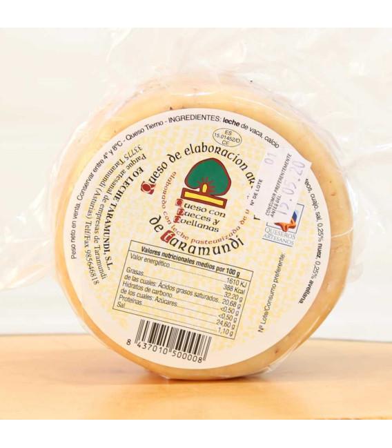 Queso de Vaca Tataramundi Nuez-Avellana, 600 grs
