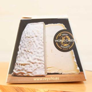 Queso Rey Silo Blanco de Leche Cruda de Vaca 425 grs