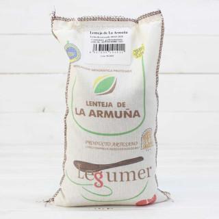 Drap sac de Lentilles de la Armuña I. G. P 1kg