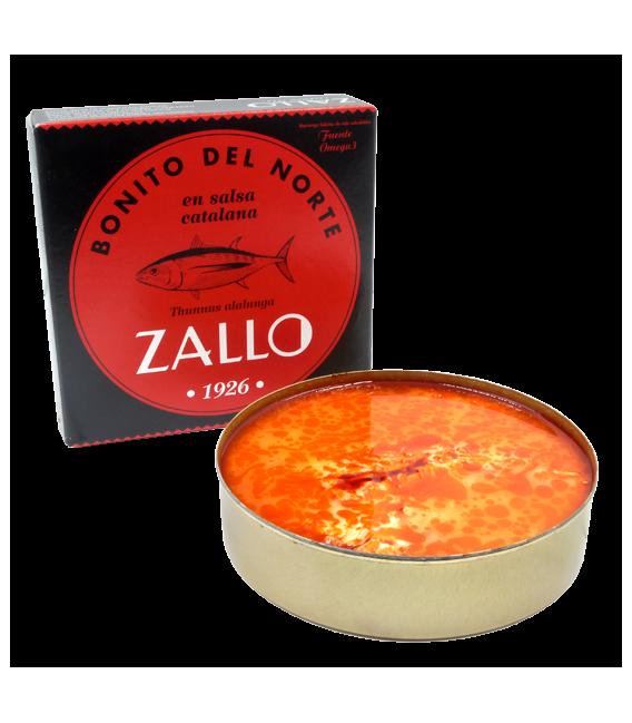 Bonito del Norte en Salsa Catalana 550 grs, Zallo