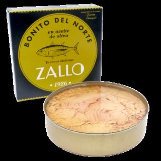 Splendida Costa Nord in Olio di Oliva, 550 grammi, Zallo