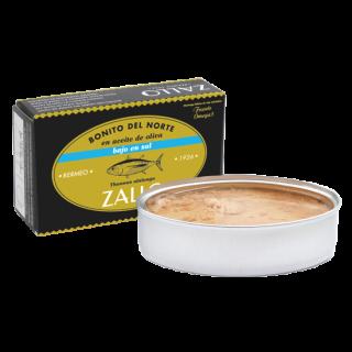 Magnifique Côte Nord de l'Huile d'Olive, Faible en sodium, 112 grammes, Zallo