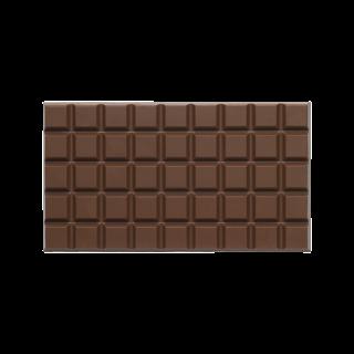 Tableta de Chocolate Artesanal puro al 90%, 120 grs