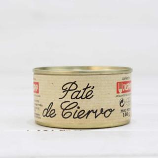 Paté de Ciervo, 140 grs