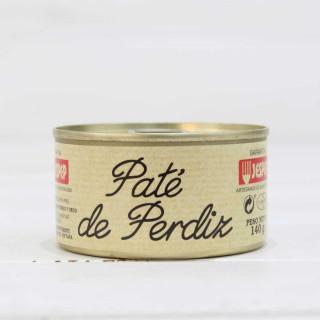 Paté de Perdiz, 140 grs