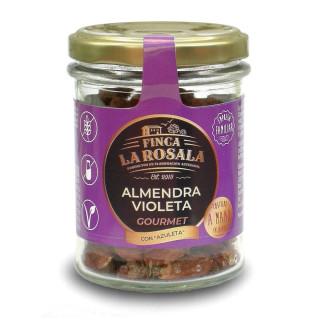 Glas - Nüsse-Mandel-Violett Deluxe 90 grs