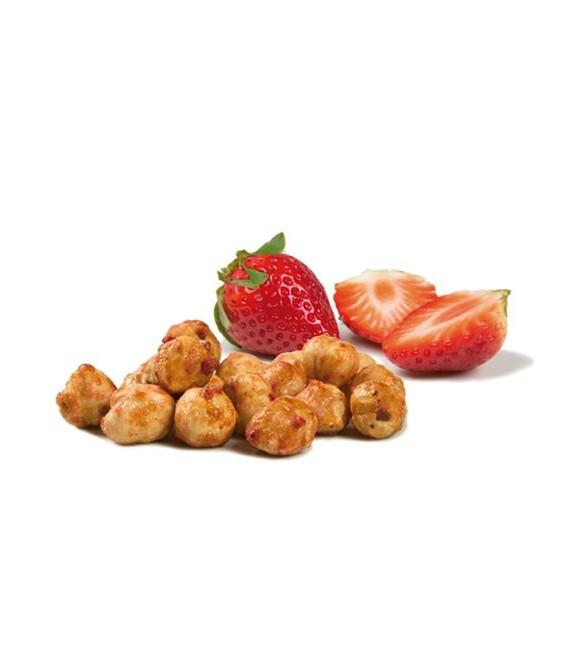 Jar of Nuts Hazelnut Strawberry Deluxe 90 grams