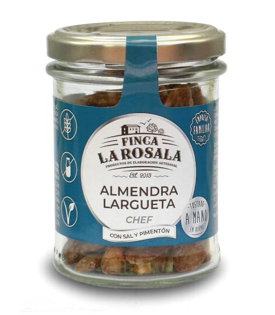 Vasetto di Noci, Mandorle Largueta Chef 90 grammi
