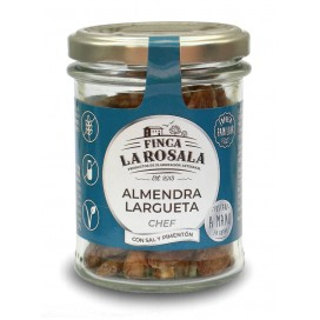 Glas - Nüsse Largueta-Mandel-Chef 90 grs