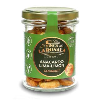 Pot de Noix de Cajou de Citron-Lime Deluxe 90 grammes