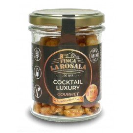 Jar of Nuts Cocktail Luxury Deluxe 90 grams