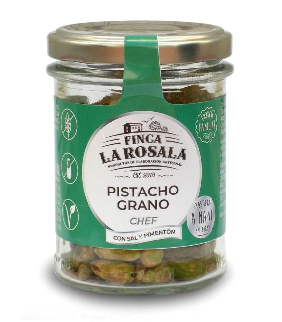Jar of Nuts, Pistachio Grain Chef 90 grams