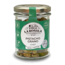 Jar of Nuts, Pistachio Grain Chef 90 grams