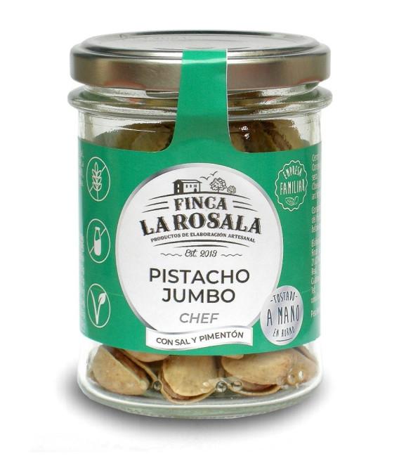 Jar of Nuts Pistachio Jumbo Chef 90 grams