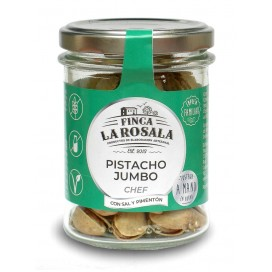 Jar of Nuts Pistachio Jumbo Chef 90 grams