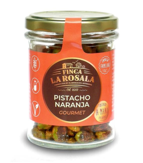 Jar of Nuts, Pistachio Orange Deluxe 90 grams