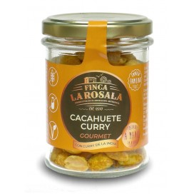 Pot de Noix, Arachide Curry Deluxe 90 grammes