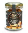 Jar of Nuts Almonds Marcona Truffle Deluxe 90 grams