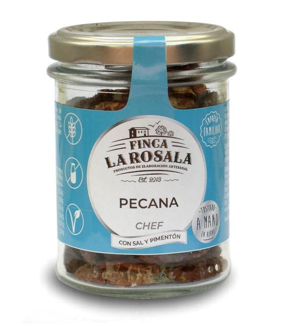 Jar of Nuts of Pecans Chef 75 grams