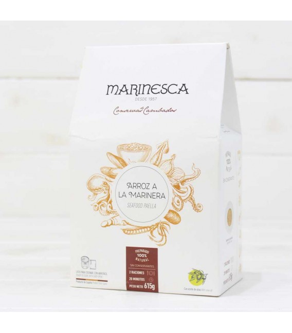 Arroz a la Marinera-2 portionen 100% Natural, 615 g