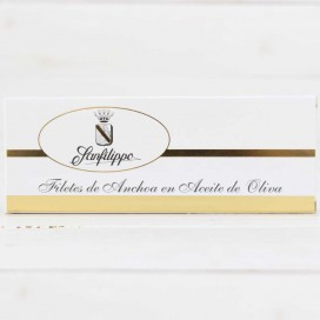 Sardellen Sanfilippo Große, in öl 12 filets