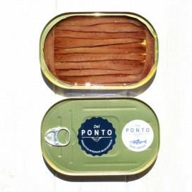 Cantabrian Anchovies Limited Series High Restoration 12-14 Fillets, Del Ponto