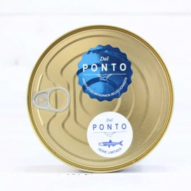 Cantabrian Anchovies Limited Serie 180 grs, Del Ponto