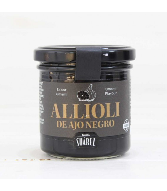 Allioli Black Allium, 135 gr
