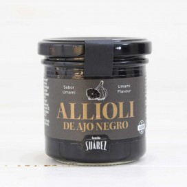 Aioli Black Allium, 135 gr