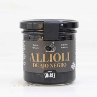 Allioli Noir Allium, 135 gr