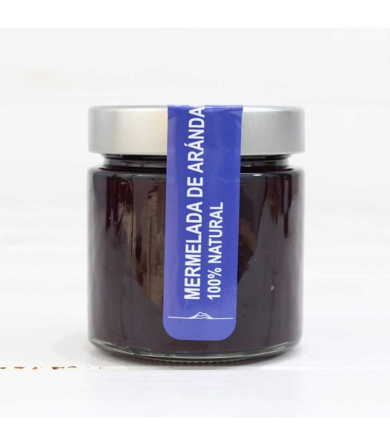 Marmelade, Blaubeeren , 100% natürlich, Von Pontus