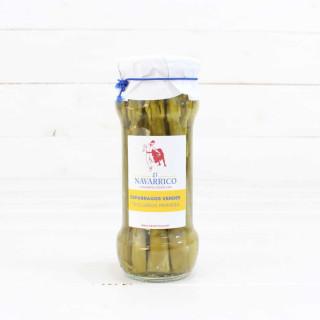 Asperges vertes asperges sauvages, tout d'Abord, jar 345 g