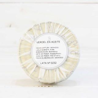 Verdel en Aceite de Oliva, lata 138 grs