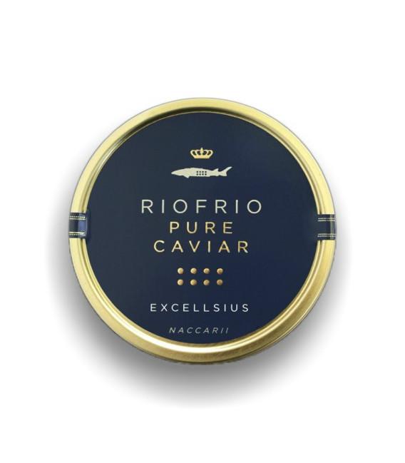 Caviar Tradicional estilo Iraní Excellsius 30 Grs. RioFrio