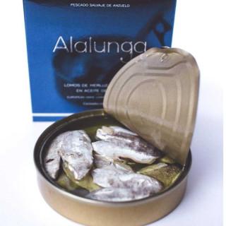 Cocochas di merluzzo in olio di oliva, 134 g