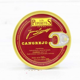 Cangrejo al Natural, 120 grs