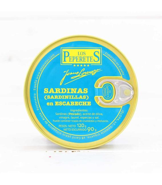 Minnow in Salamoia, 120 grammi