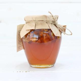 Honig mit Walnüssen 250g
