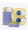 Pack Summer, Anchovies Limited Series Gift Mussels 4/6 Pieces
