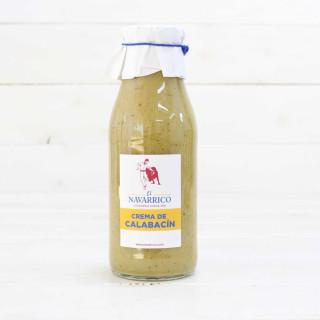 Creme von Zucchini, 500 ml-Flasche