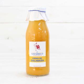 La crème de Citrouille, bouteille de 480 ml.