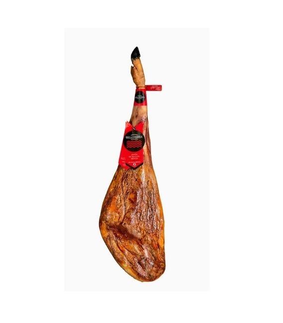 Prosciutto di Ghianda-fed 75% di carne magra di maiale in un unico Pezzo, 8 Kg