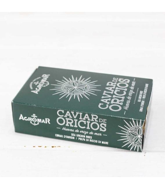 Caviale Oricios, selezione speciale di 120 grammi