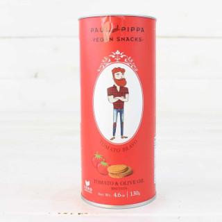 I cracker fatti in casa al Pomodoro Verde 130 grammi