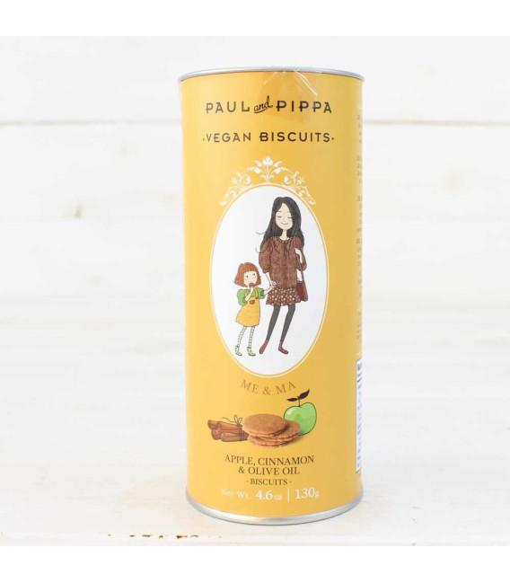 Les Cookies Artisan Pomme Cannelle 130 grammes