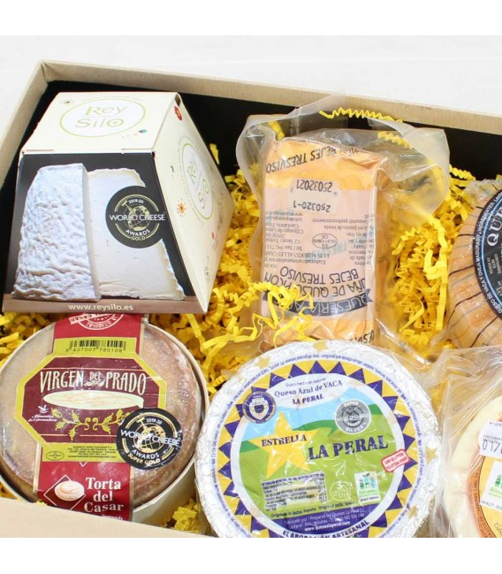 "Gourmet basket ""Cheese"""